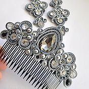 Украшения handmade. Livemaster - original item Kit soutache jewelry grace. Handmade.