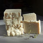 Косметика ручной работы handmade. Livemaster - original item Tea tree-antiseptic toilet soap from scratch. Handmade.