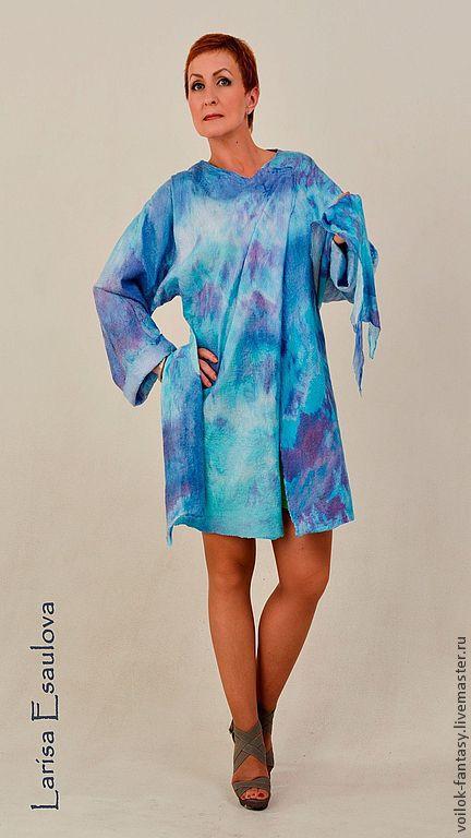 """Пиджаки, жакеты ручной работы. Ярмарка Мастеров - ручная работа. Купить Летнее пальто-кардиган """" Яркие краски лета """". Handmade."""