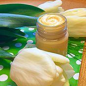 """Косметика ручной работы. Ярмарка Мастеров - ручная работа Крем для рук """"Мёд и облепиха"""".. Handmade."""