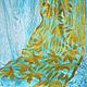 """Шарфы и шарфики ручной работы. Ярмарка Мастеров - ручная работа. Купить шарф """"палитра солнца 1"""". Handmade. Солнце"""