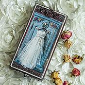 Для дома и интерьера ручной работы. Ярмарка Мастеров - ручная работа Снежные розы. Handmade.