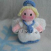 Куклы и игрушки ручной работы. Ярмарка Мастеров - ручная работа Ангел-хранитель. Handmade.
