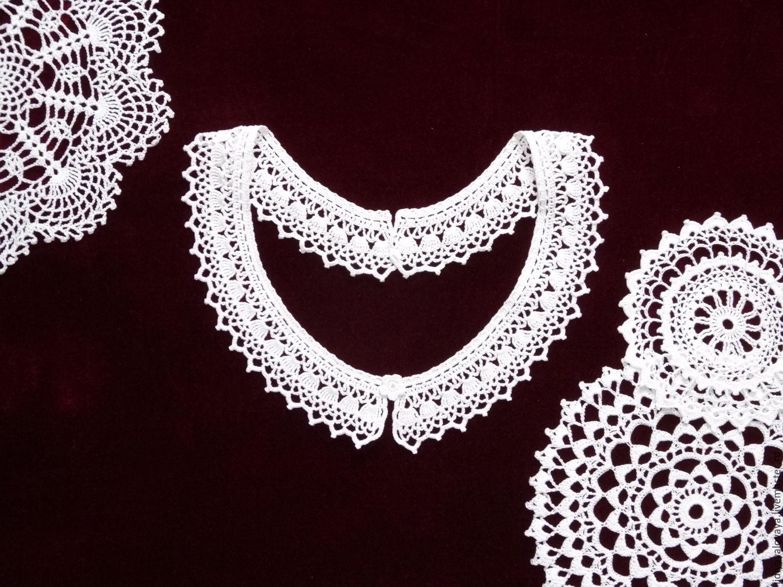 De encaje de cuello de crochet nº №13 – compra u ordena en la tienda ...