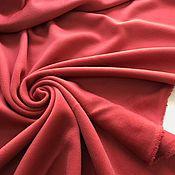 Шерсть пальтовая Max Mara цвет: кораллово-розовый