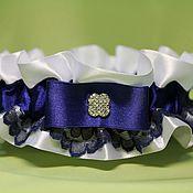 Свадебный салон ручной работы. Ярмарка Мастеров - ручная работа Подвязка  (арт. 0003). Handmade.