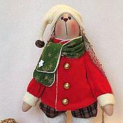Куклы и игрушки handmade. Livemaster - original item Bunny Tilda Christmas. Handmade.