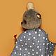 Мишки Тедди ручной работы. Мишка тедди Маленький фокусник. Юлия Артемьева  (artist teddy toys). Ярмарка Мастеров.