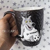 Сувениры и подарки handmade. Livemaster - original item Mug