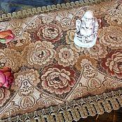 Винтаж ручной работы. Ярмарка Мастеров - ручная работа Антикварная салфетка. Handmade.