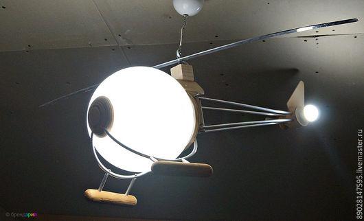 Освещение ручной работы. Ярмарка Мастеров - ручная работа. Купить люстра. Handmade. Комбинированный, люстры в деревянный дом, освещение, стекло
