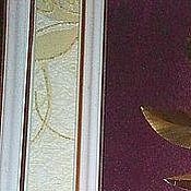 """Картины и панно ручной работы. Ярмарка Мастеров - ручная работа Картина из соломки """"Пионы"""". Handmade."""