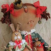 Куклы и игрушки ручной работы. Ярмарка Мастеров - ручная работа Печалька.... Handmade.