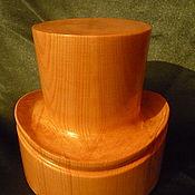 Материалы для творчества handmade. Livemaster - original item Blank-small cylinder. Handmade.