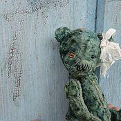 Куклы и игрушки ручной работы. Ярмарка Мастеров - ручная работа Мой Изумрудный. Handmade.