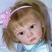 Куклы и игрушки ручной работы. Ярмарка Мастеров - ручная работа кукла реборн Вероника. Handmade.