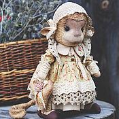 Куклы и игрушки ручной работы. Ярмарка Мастеров - ручная работа Анфиска. Handmade.