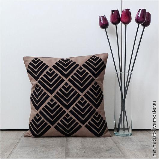 Подушка «Опять хочу в Париж»