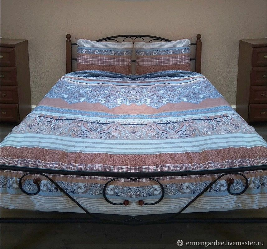 Twill-sateen bed linen, Bedding sets, Moscow,  Фото №1