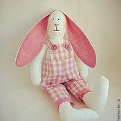 Куклы и игрушки ручной работы. Ярмарка Мастеров - ручная работа Тильда-зайки. Handmade.
