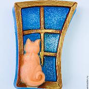 """Косметика ручной работы. Ярмарка Мастеров - ручная работа Мыло """"Рыжий кот"""". Handmade."""