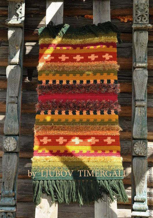 Текстиль, ковры ручной работы. Ярмарка Мастеров - ручная работа. Купить Ковер - гобелен «Поющий ветер королевства Эльфов». Handmade.