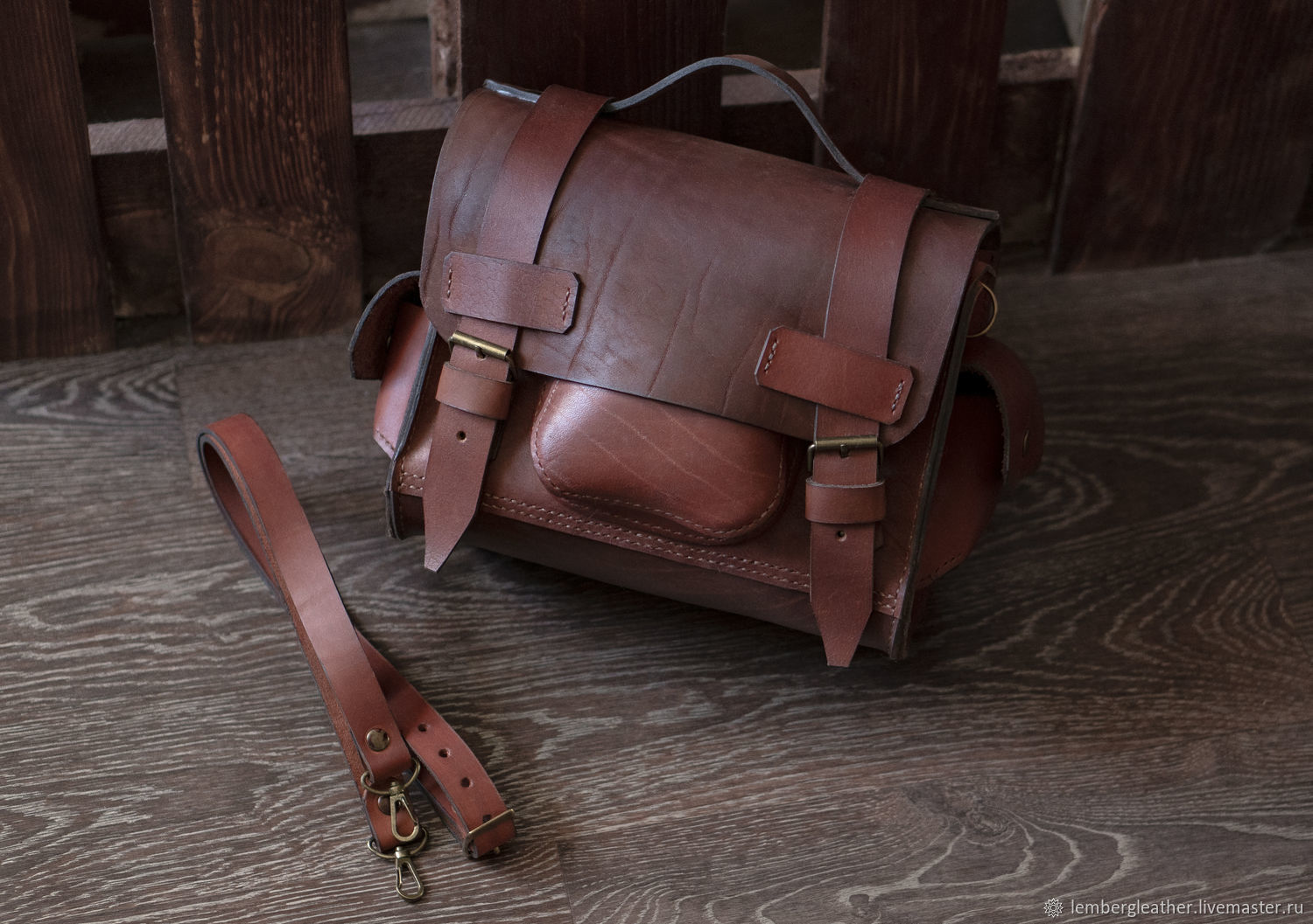 Bag for photographer, leather bag, camera bag, Classic Bag, Moscow,  Фото №1