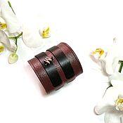 Украшения handmade. Livemaster - original item Cuff bracelet: Bracelet wristband. Handmade.