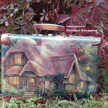 Dolls & toys handmade. Livemaster - original item Little chemo house.. Handmade.