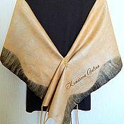 Аксессуары handmade. Livemaster - original item scarf felted