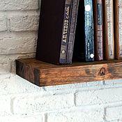 Для дома и интерьера handmade. Livemaster - original item Shelf floating. Handmade.