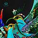 """""""В райском саду или каждой твари по паре"""". Колье. Татьянин День (tataday). Ярмарка Мастеров.  Фото №5"""
