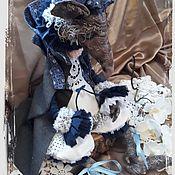 Портретная кукла ручной работы. Ярмарка Мастеров - ручная работа Портретная кукла:  Гламурный крыс. Handmade.