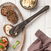 Для дома и интерьера handmade. Livemaster - original item Ash tree knife for soft cheeses. Handmade.