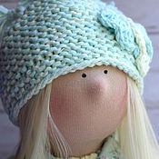 Куклы и игрушки ручной работы. Ярмарка Мастеров - ручная работа Тестильная кукла большеножка Тома. Handmade.