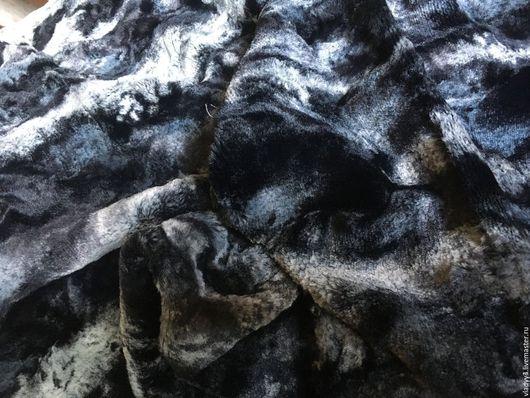 Шитье ручной работы. Ярмарка Мастеров - ручная работа. Купить Мех искусственный отрез 0,4 м. Handmade.