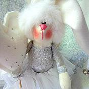 Куклы и игрушки ручной работы. Ярмарка Мастеров - ручная работа Зайка №3. Handmade.