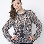 Одежда handmade. Livemaster - original item valano-knit sweater