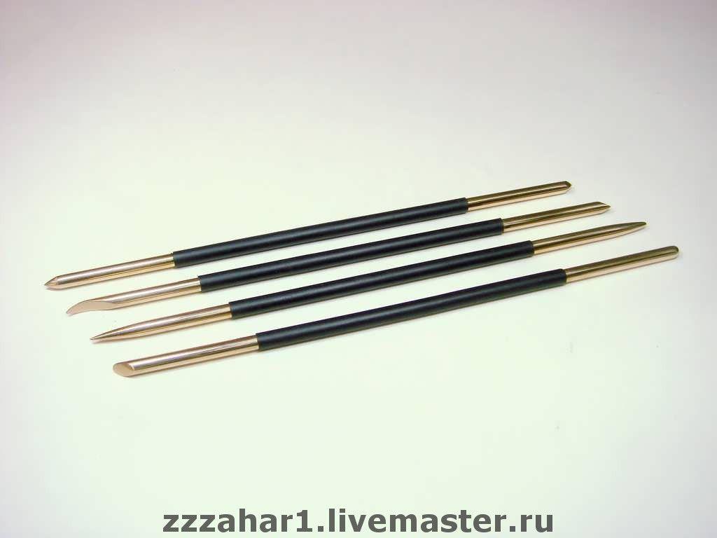 Stylus for forming beads brass, Other Handiwork handmade, Raduzhny, Фото №1