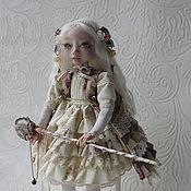 """Куклы и игрушки ручной работы. Ярмарка Мастеров - ручная работа Кукла в смешанной технике """"ЭЛЬФ"""". Handmade."""