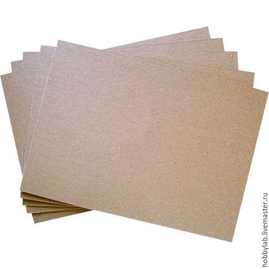 Открытки и скрапбукинг ручной работы. Ярмарка Мастеров - ручная работа. Купить Переплетный картон 3 формата. Handmade. Переплетный картон