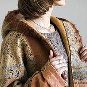 """Одежда ручной работы. Ярмарка Мастеров - ручная работа Пальто-баллон """"Климт"""". Handmade."""