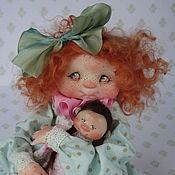 """Куклы и игрушки ручной работы. Ярмарка Мастеров - ручная работа """"Тилли"""". Handmade."""