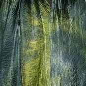 Аксессуары ручной работы. Ярмарка Мастеров - ручная работа Палантин -парео. Морская глубина   с  отблеском солнца.. Handmade.