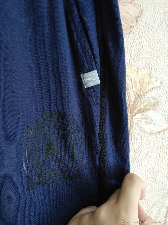 Винтаж  Мужские спортивные штаны с начесом, р. 64+, Австралия – купить в ... e5cc7175d26