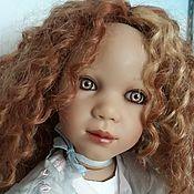 Куклы и игрушки handmade. Livemaster - original item Krissi 2 by Annette Himstedt. Handmade.