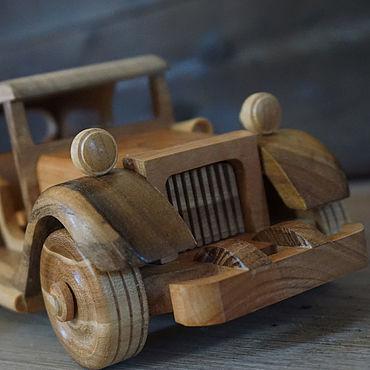 Для дома и интерьера ручной работы. Ярмарка Мастеров - ручная работа Форд Реплика 1929 г.. Handmade.