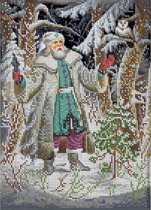 Дедушка Мороз.