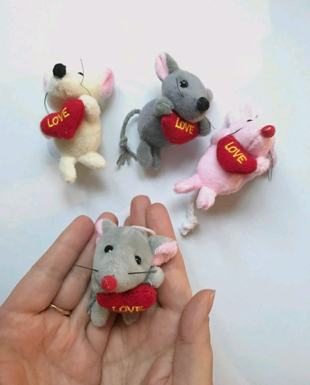 Мышь, Мягкие игрушки, Владимир,  Фото №1