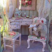 """Куклы и игрушки ручной работы. Ярмарка Мастеров - ручная работа """"Розовые грезы"""". Handmade."""